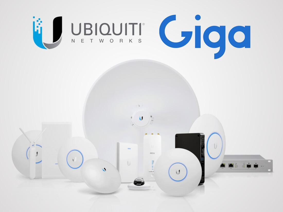 Giga Ubiquiti