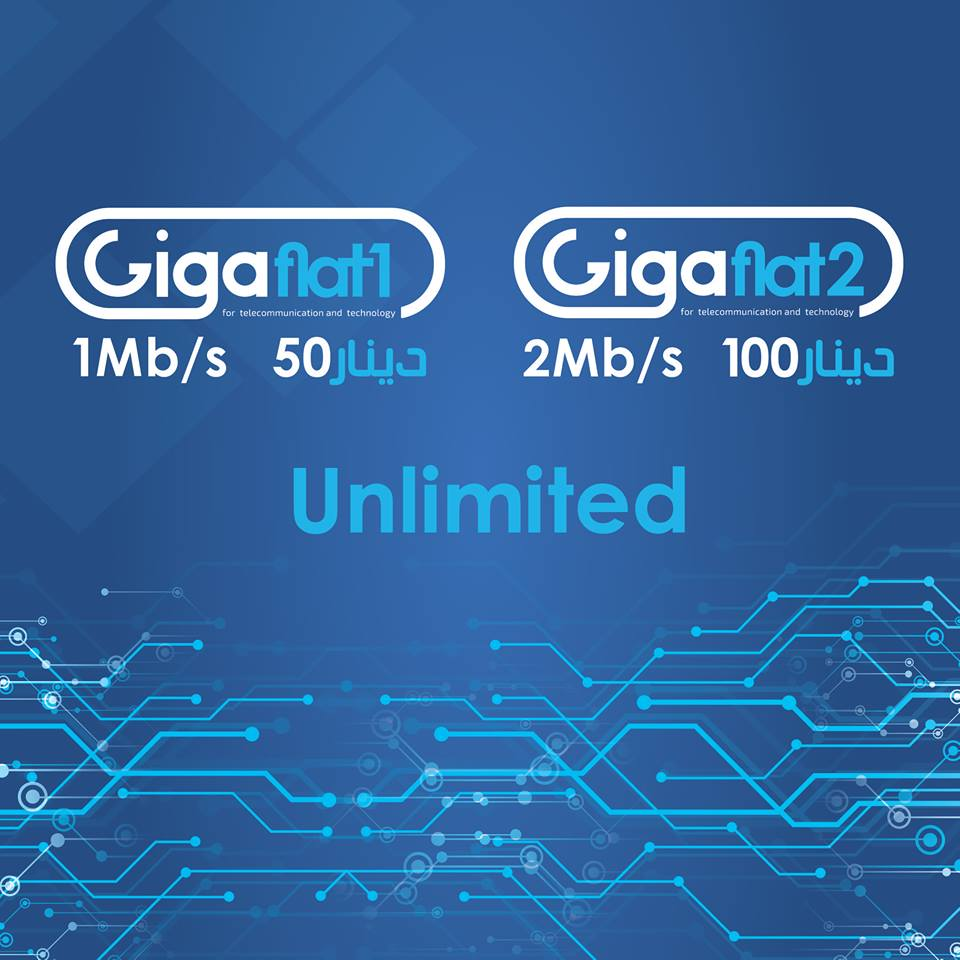 New Unlimited Packages