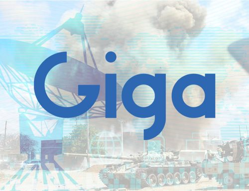 Giga Provides Services in Tripoli's Clash Zones